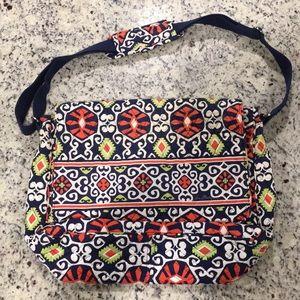 Vera Bradley Laptop Messenger Bag